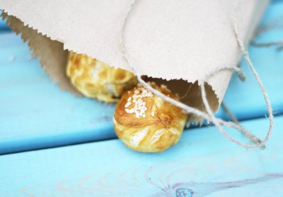 Selbstgemachte Laugenbällchen - homemade Prezel Balls