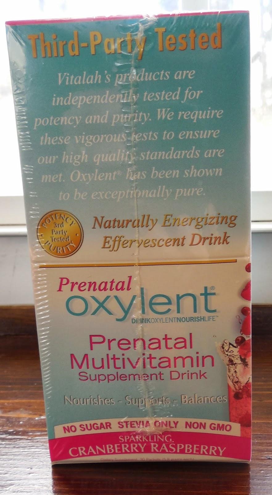 Prenatal Oxylent