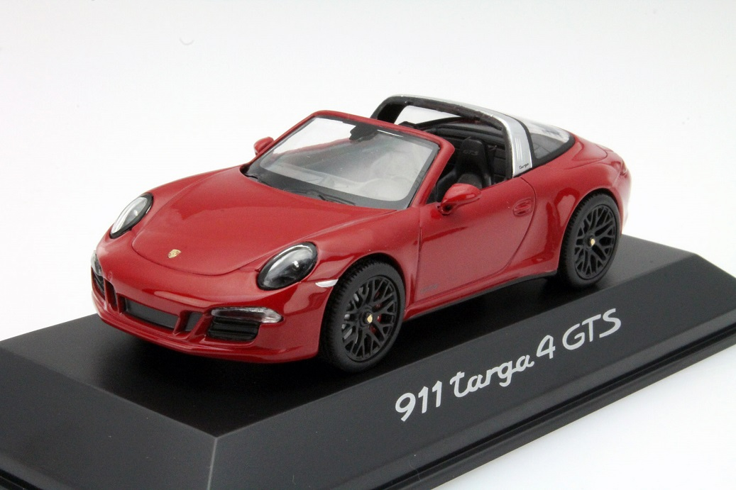 porsche 911 targa gts jetzt als modellauto in 1 43 von. Black Bedroom Furniture Sets. Home Design Ideas