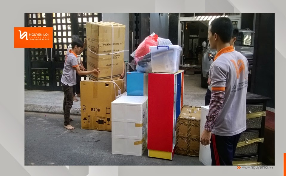 Đồ đạc phù hợp cho loại xe tải 1,5 tấn