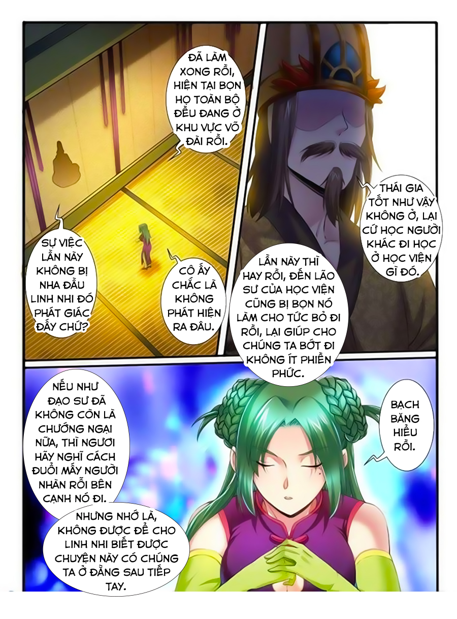 Huyễn Thú Vương chap 278 - Trang 5