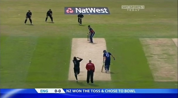 Today Cricket Highlights Video January 2012