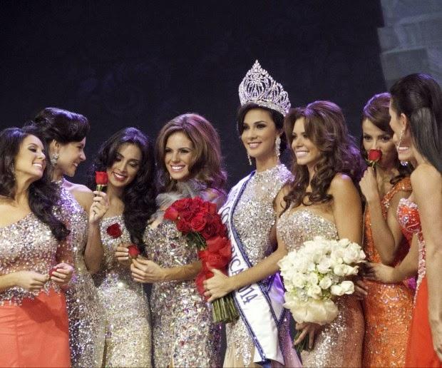 Karina Kari Ramos Miss Costa Rica Universe 2014 winner