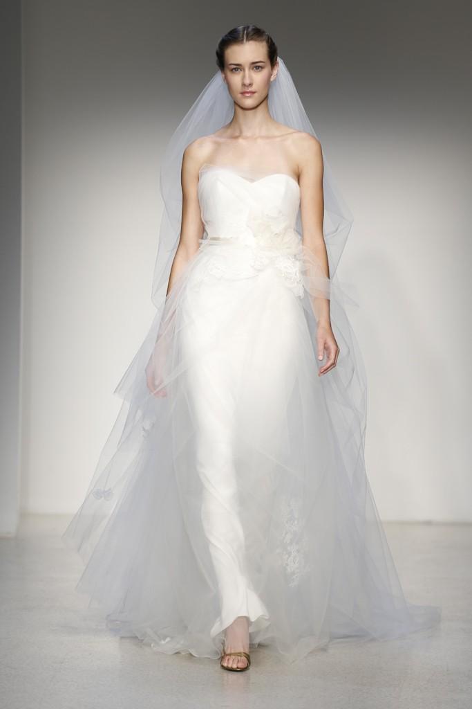 Blog For Dress Shopping Sheer Overlay Wedding Gowns