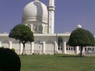 Hazratbal Shrine - Srinagar
