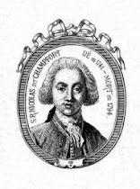 Chamfort es el seudónimo de Sebastian Nicolás Roch (1740-1794)