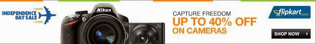 Upto 40% Off on top selling Cameras