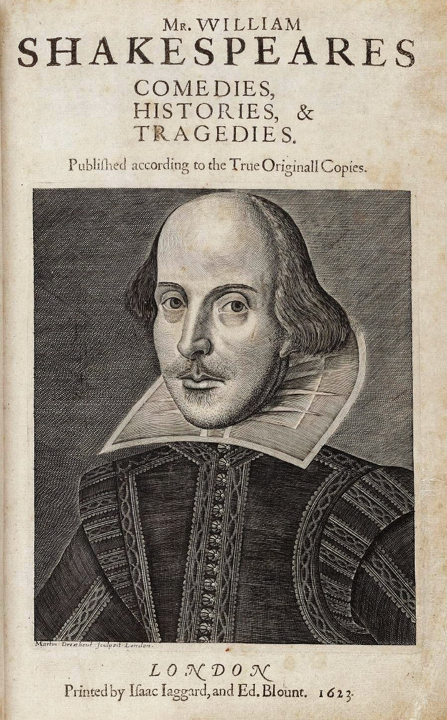 William Shakespeare [Public domain], via Wikimedia Commons