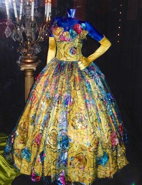 Sophie McShera Cinderella Stepsister Drisella dress