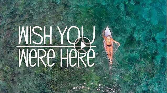 Wish You Were Here Tati in Tahiti