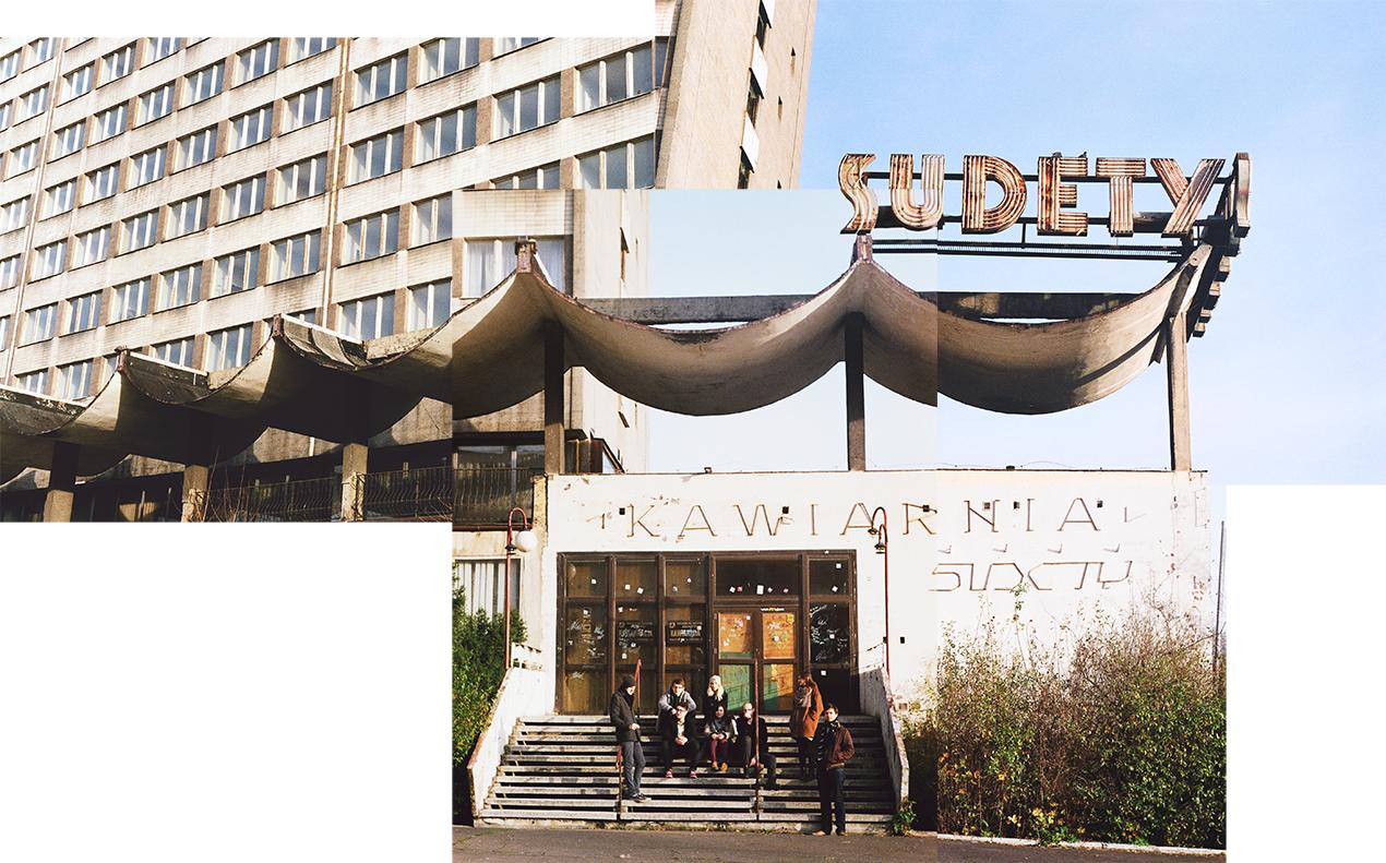 Wałbrzych, lata 70. architektura