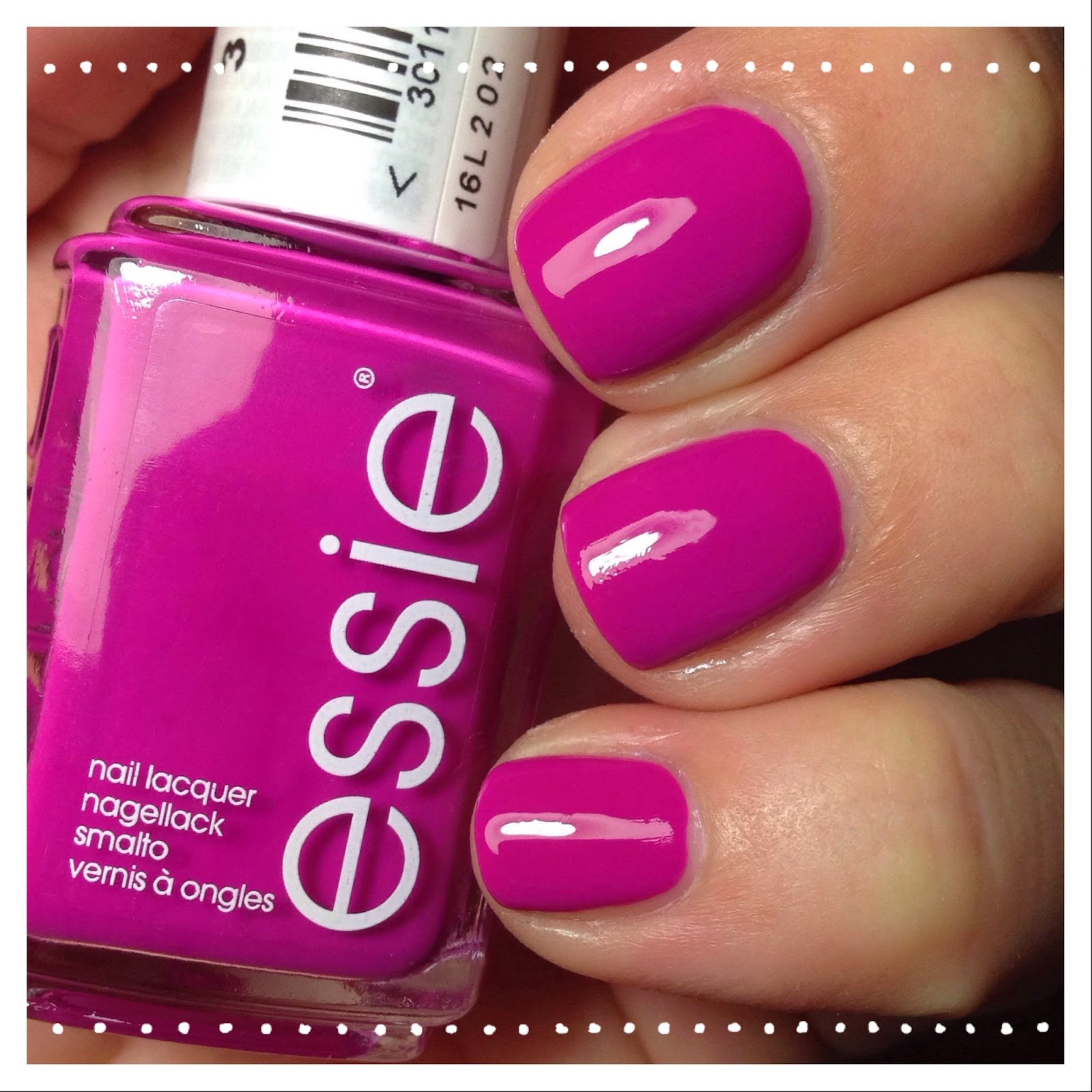 "Blusherine: Essie ""Too Taboo"" Nail Lacquer"