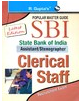 Prep Books for SBI Clerk exam