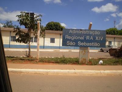 Farra entre amigos na Administração de São Sebastião