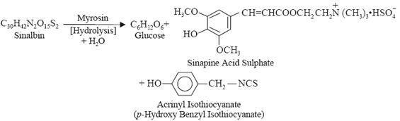 Sinapine Acid Sulphate