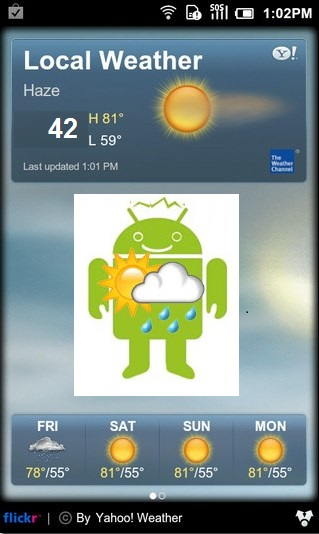 Weather App For Android Free Download