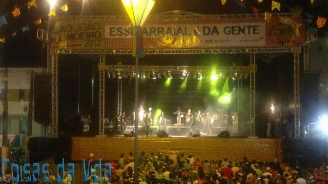 Limoeiro festeja São Pedro com muita festa