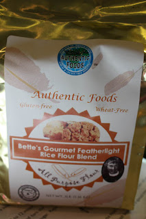 Authentic Foods flour