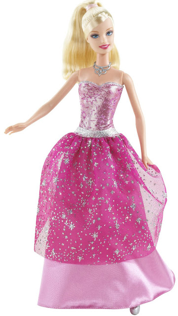 Barbie Doll - A Fashion Fairytale