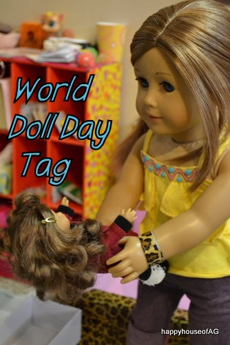 World Doll Day Tag!