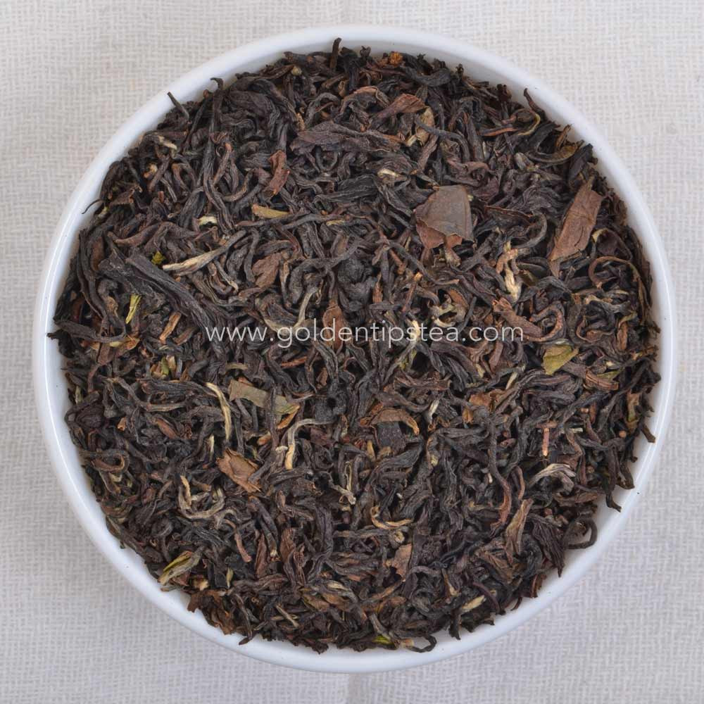 Okayti Muscatel Darjeeling Black Tea Second Flush