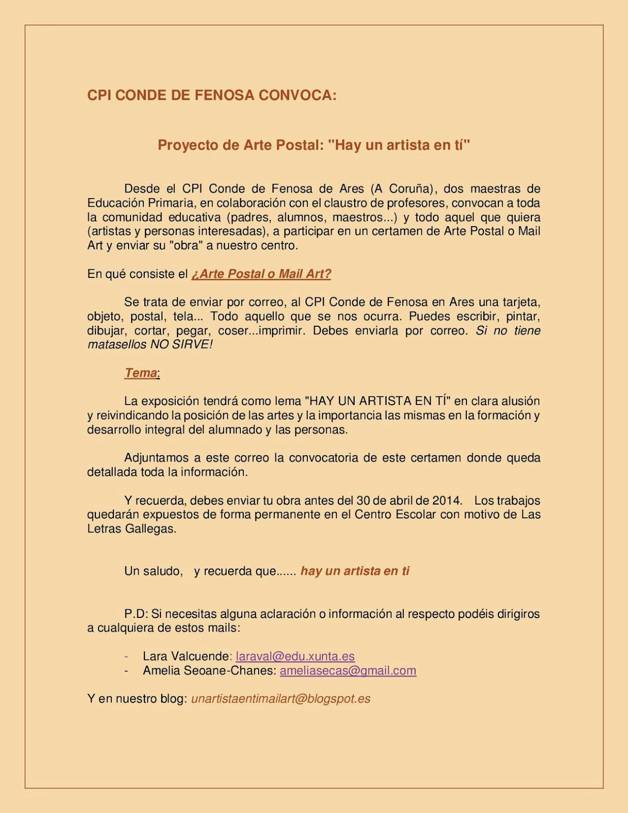 Increíble Carta De Presentación Del Maestro De Arte Molde - Ejemplo ...