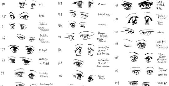 ... de una gran variedad de colores como los de los ojos, estos pueden