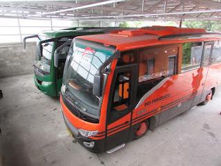Bus Pariwisata Pekanbaru 122