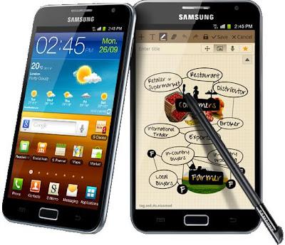 Los smartphones más vendidos en Argentina y sus precios.