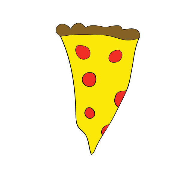 Pizza Slice Clip Art jpg | StudentPix.com