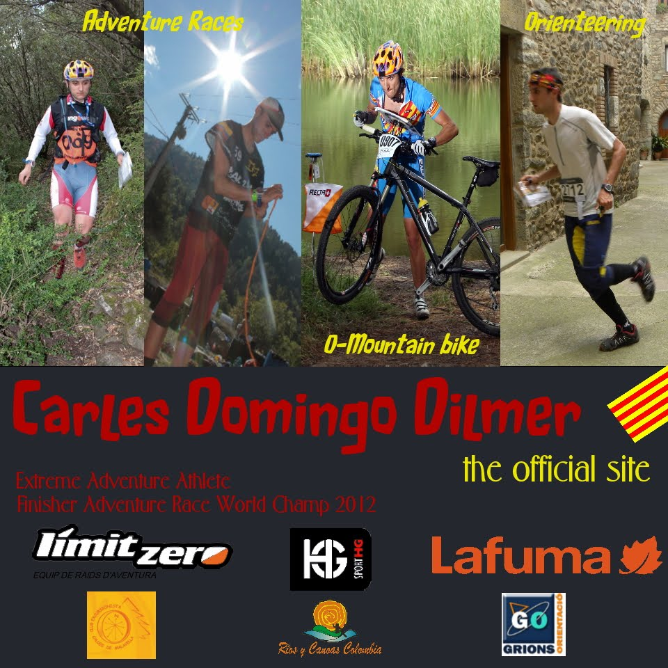 Carles Domingo Dilmer, the official site