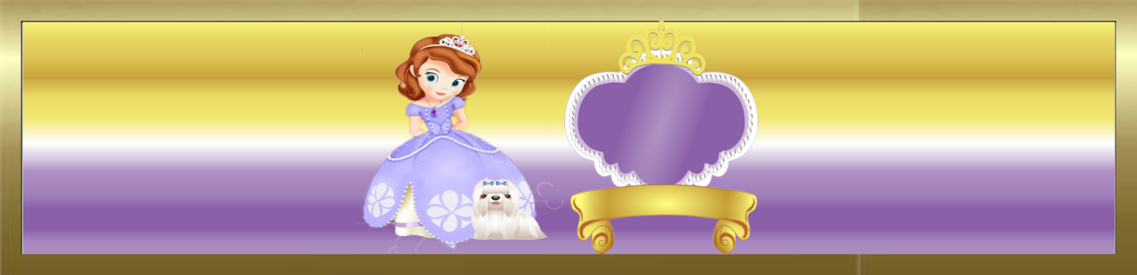 Princess Sofia the First Free Printable Kit. | Is it for PARTIES? Is ...