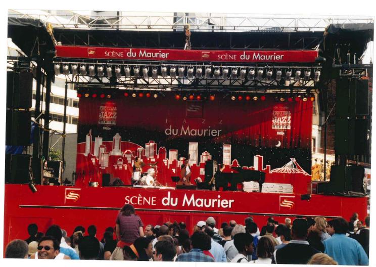 Image result for Du Maurier jazz festival