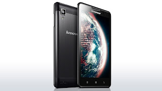 Gambar Lenovo P780 5.0 inch Android Jelly Bean Quad Core