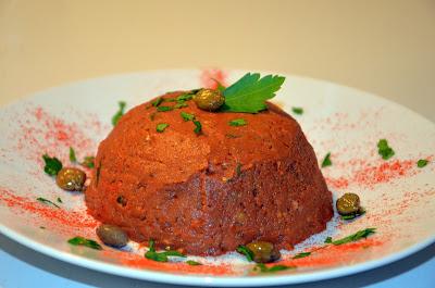 Veganski tatarski biftek