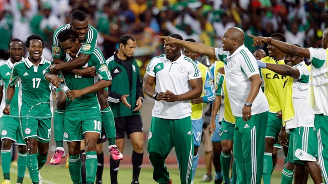 Nigeria favorite to win AFCON