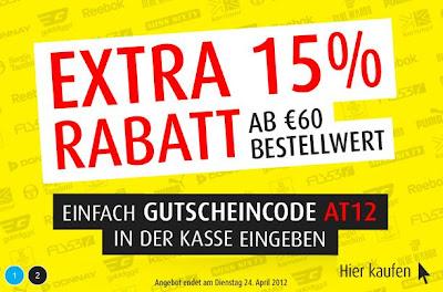 MandMDirect.de-Gutschein: 15%-Rabatt auf Bestellungen ab 60 Euro