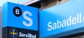 El Banco de Sabadell en la red