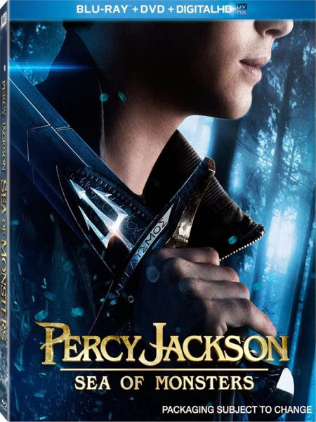 Percy Jackson Sea of Monsters 2013 720P BluRay 800mb YIFY