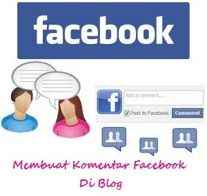 Cara Membuat Komentar Tab Facebook dan Blogspot