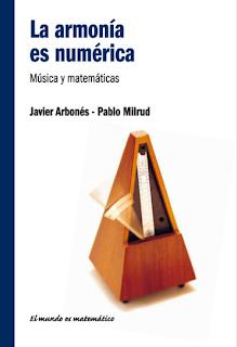 La Armonía Es Numérica - Javier Arbonés y Pablo Milrud