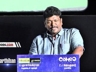 Parthiban – 'GV Prakash is an Item' – BW