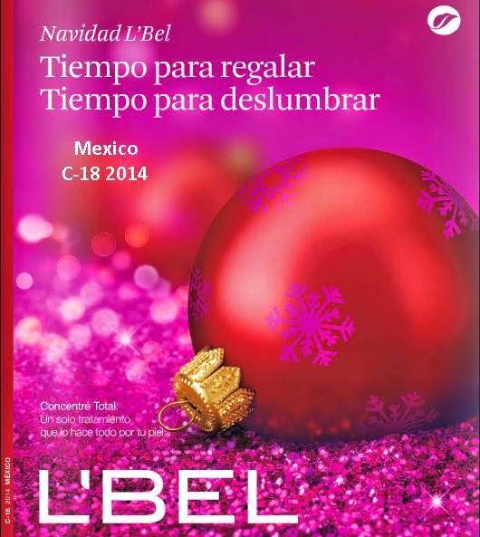 LBel Campaña 18 2014 Mexico