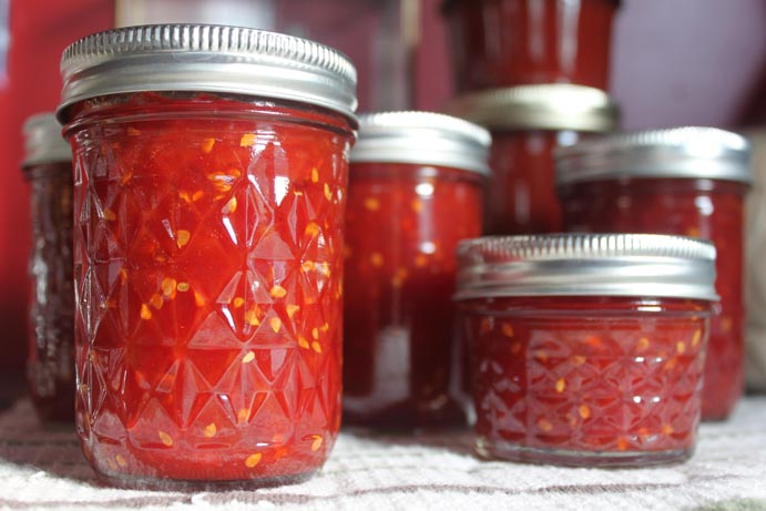 This Tomato Jam rocks our world and our potatoes and our grilled ...