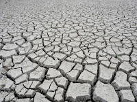Caked soil (Credit: Shutterstock) Click to Enlarge.