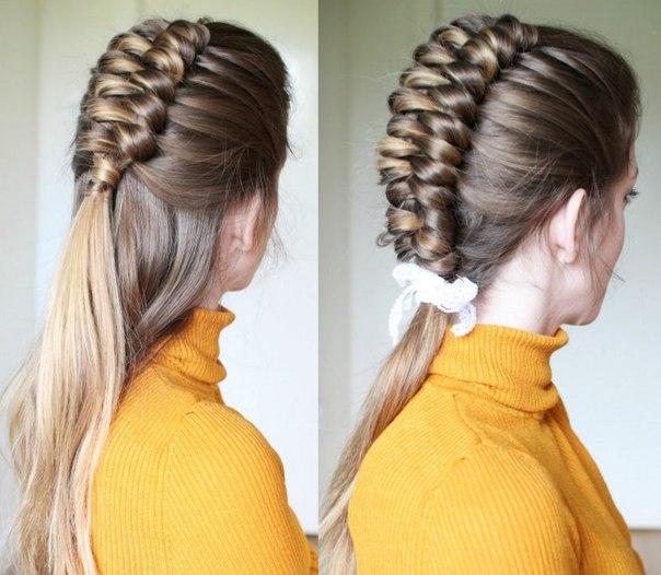 Peinados lindos y sencillos paso a paso for Recogidos bonitos y sencillos