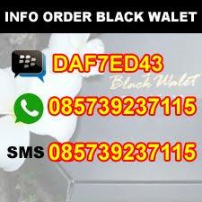 Order Black Walet