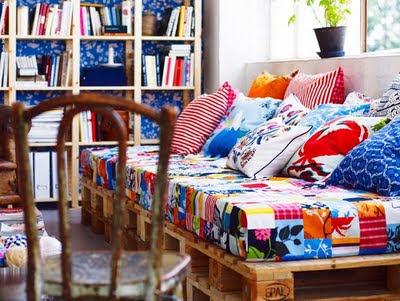 sofá feito com palete - sofá feito com pallets