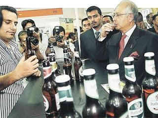 Arak Halal Bakal Di Jual Di Malaysia