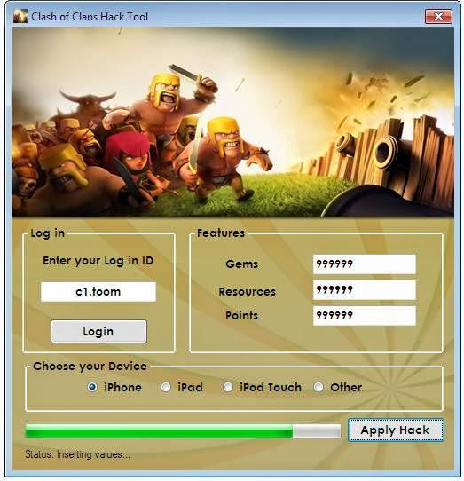 coc hack version new download